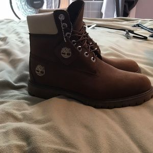 Men's timberland boots thanksgiving edition